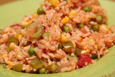 Valencian Rice Valencian Rice And Red