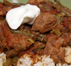 ... date night recipe slow roasted turkish lamb stew roasted turkish