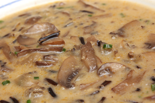 ... wild rice and mushroom soup recipe key ingredient canada wild rice and