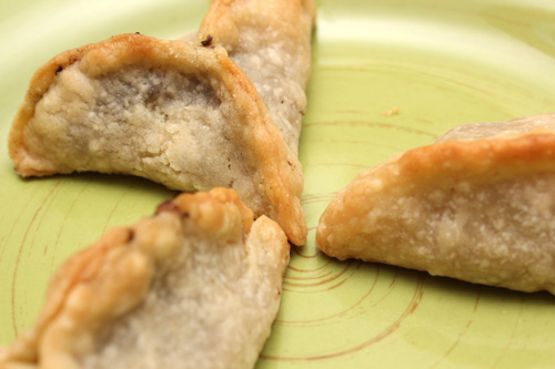 Spinach & Sumac Turnovers