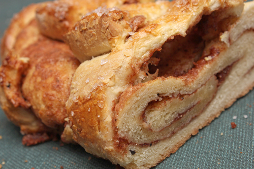 Swedish Cinnamon-and-Cardamom Bread