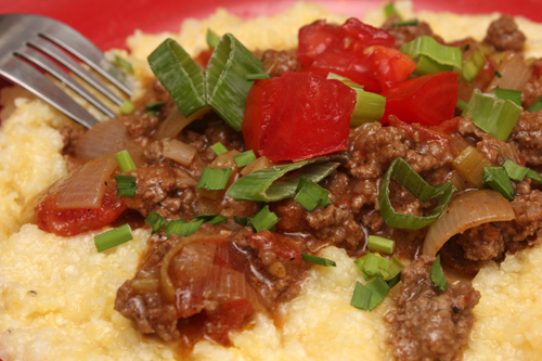 Cowboy-Style Beef & Vegetable Ragout