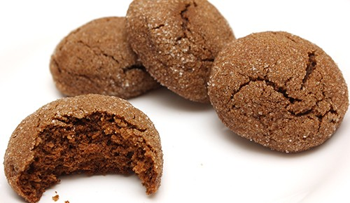 Five-Spice Molasses Cookies