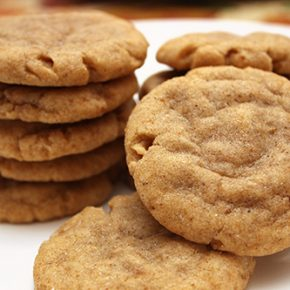 Soft and Chewy Cardamom Spice Cookies