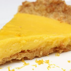 Lemon-Olive Oil Tart