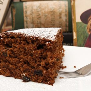 Walt Whitman's Favorite Cake