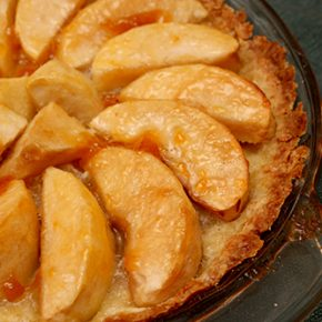Maman's Apple Tart