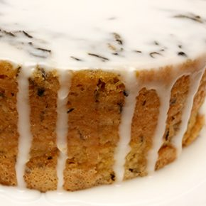 Jasmine Green Tea Cake #TheCakeSliceBakers
